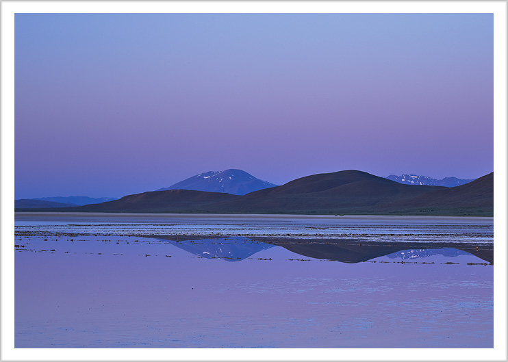 Early Dawn at the Alvord Desert