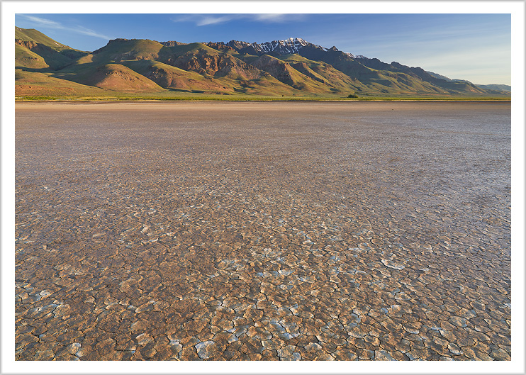 The Alvord Desert and Steens Mountain